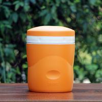 【集采团购】THERMOS膳魔师多层分格便当盒便携袋饭盒保鲜SJ-751(OR) 橙色 OR
