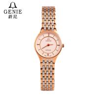 GENIE爵尼手表女士石英表超薄时尚女表T1997L