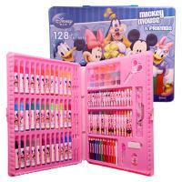 迪士尼美劳派儿童益智绘画文具礼盒套装水彩笔蜡笔小学生绘画工具DM6901-5 / DM6902-5/DM6903-5