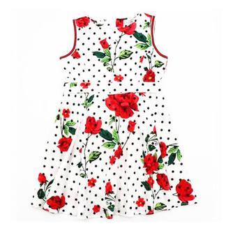 巴拉巴拉童装女童连衣裙背心裙2016夏装新款 22112160212【六一欢乐颂】