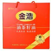 【超级生活馆】金浩茶油2.5L(编码:106431)