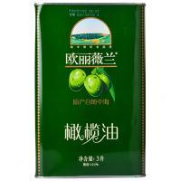 【超级生活馆】欧丽薇兰纯正橄榄油3L(编码:280235)