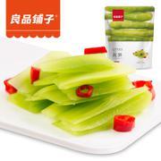 良品铺子 莴笋170g/袋 香辣味 休闲素食下午茶零食