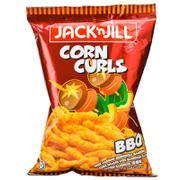 【华师店】JACKNJILL玉米脆条(烧烤)80g(条码:9556196003352)