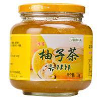 【超级生活馆】韩美蜂蜜柚子茶1kg(编码:556607)