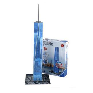 睿思 3D拼图建筑世界贸易中心216片 RAVC821945