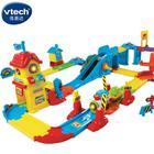 Vtech伟易达 轨道火车站80-146718 轨道玩具小火车儿童玩具车3岁
