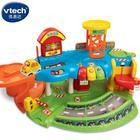 伟易达Vtech 轨道停车场80-124918 轨道车玩具 早教益智玩具
