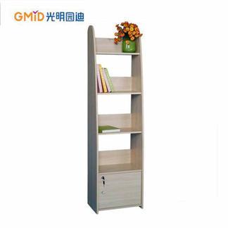 光明园迪 E6书柜 简约时尚 自由组合书架 储物架 置物柜 带锁柜