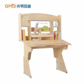 光明园迪T100S 100公分三层读写带锁 可调节 环保 儿童学习桌