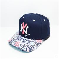 MLB棒球帽洋基队ny弯沿翘沿男女情侣帽 16NY1FCD06333