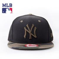 MLB 16款迷彩拼色 棒球帽 15NY4UCA18000