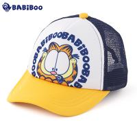 BABiBOO  男女宝宝1-3岁夏天网格遮阳鸭舌帽  GDAC602017