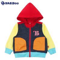 BABiBOO  2016春秋装新款男女童长袖外套  BOJL601766