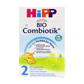 【德国直邮】喜宝 益生菌婴儿奶粉2段 600g    (起订量2罐)