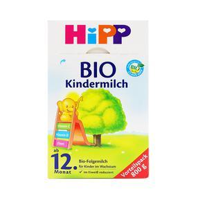 【德国直邮】喜宝 有机奶粉12+ 800g  (起定量2罐)