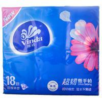【天顺园店】维达V0038C超韧18包手帕纸(编码:560409)