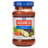 【超级生活馆】安尼斯多种蔬菜意大利面调味酱400g(编码:555653)
