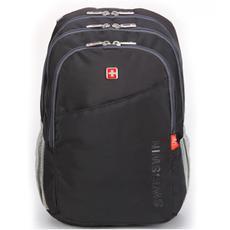 swissgear瑞士军刀 男女情侣双肩包商务旅行包运动电脑背包 SWC0008