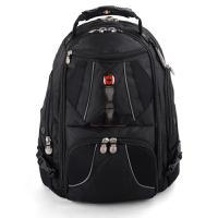 swissgear瑞士军刀 双肩包男士背包电脑包商务包旅行包 SA9360
