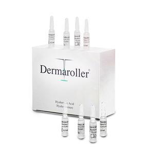 【德国直邮】 dermaroller 玻尿酸原液涂抹式水光针精华整盒  1.5ml*30
