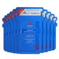 韩国 LEADERS 丽得姿美蒂优氨基酸保湿面膜10片/盒