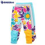 BABiBOO  2016夏装新款女童打底小脚裤  BOPL601640