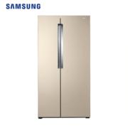 三星(SAMSUNG)RS62K6261FG/SC 620升 双开门冰箱(琉璃金)