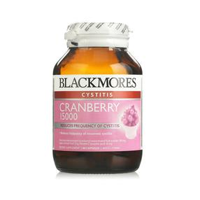 【澳洲直邮|包税包邮】Blackmores澳佳宝蔓越莓精华15000 60粒
