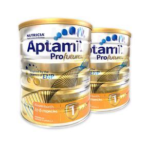 【澳洲直邮|包税包邮】Aptamil Profutura爱他美白金版1段奶粉-2罐装
