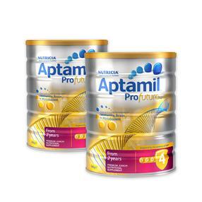 【澳洲直邮|包税包邮】Aptamil Profutura爱他美白金版4段奶粉-2罐装