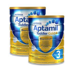 【澳洲直邮|包税包邮】Aptamil Gold爱他美金装版3段奶粉