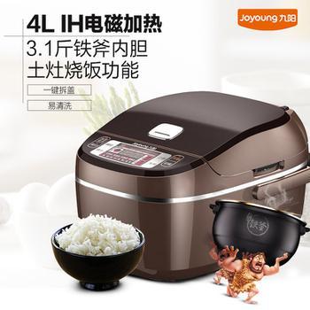 九阳ih铁釜电饭煲 jyf-i40fs07