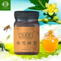 福德锦枣花蜂蜜 买一送一
