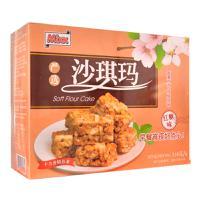 【华师店】MIXX黑糖沙琪玛318g(条码:4897042170039)