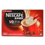 【华师店】雀巢咖啡1+2原味450g(条码:6917878044859)