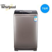 惠而浦(Whirlpool)7公斤全自动波轮洗衣机WB70803(惠金色)