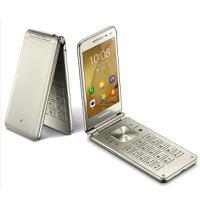 【LFS联发世纪电讯】 Samsung/三星 Galaxy Folder SM-G1600翻盖商务手机