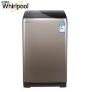 惠而浦(Whirlpool)8公斤全自动波轮洗衣机WB80806V(惠金色)