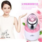金稻蒸脸器美容仪家用冷喷纳米离子补水喷雾机抗过敏蒸面器KD-23318