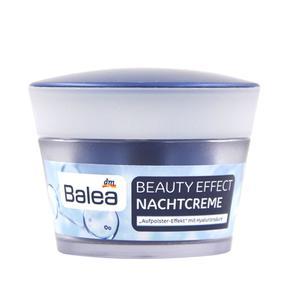 【德国直邮】德国芭乐雅BALEA Beauty Tagescreme 玻尿酸胶原蛋白提拉紧致晚霜  50ml