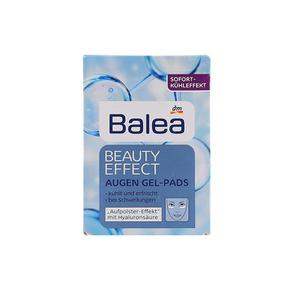 【德国直邮】德国芭乐雅BALEA Beauty Effect 玻尿酸眼贴眼膜