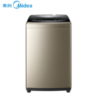 美的洗衣机(Midea) MB80-6100WIDQCG 8公斤波轮洗衣机 智能操控 智能投放 变频节能 静音 大容量