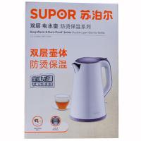 【超级生活馆】苏泊尔SWF17S20A电水壶(编码:568574)