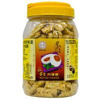【岳家嘴店】好乔牌台湾好味道咸蛋黄方块酥430g(4715426666711Y)