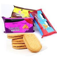 300g印尼进口卡乐米斯夹心饼干香草口味零食品