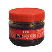 【宜都馆】土老憨清江野渔陈皮下饭豆豉辣椒酱180g