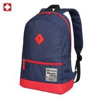 瑞士军刀 轻便背包学生书包简约韩版背包旅行双肩包男女潮K2008