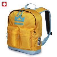 瑞士军刀 韩版背包休闲简约双肩包中小学生书包轻便迷你背包学院风K2010
