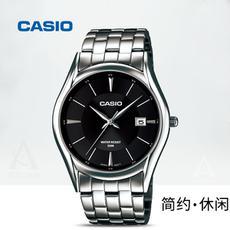 CASIO卡西欧手表 时尚商务休闲男士腕表MTH-1052D-1A
